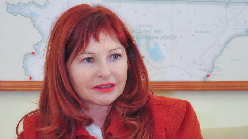 Rosa González es una de las señaladas como ñoqui del Estado.