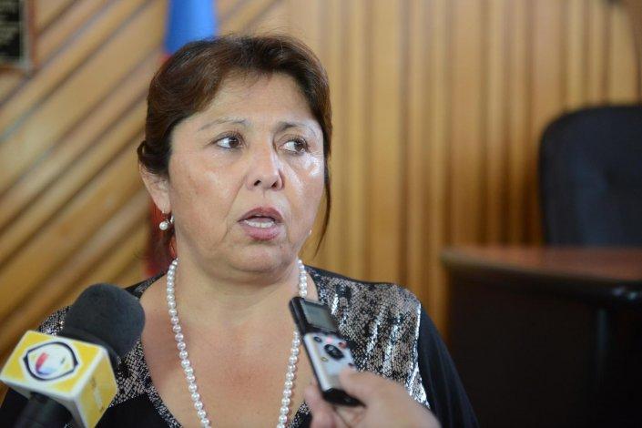 Viviana Navarro afirmó que los que evitaron el consenso fueron los diputados de Chubut Somos Todos.