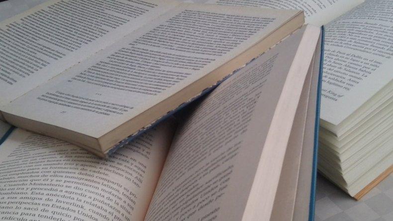 Levantan la restricción para que ingresen libros del exterior