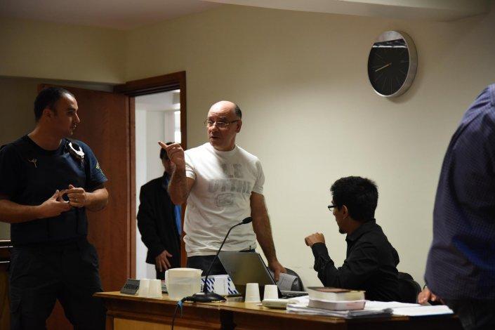 Claudio Lamonega aguarda en una cárcel de Trelew que la condena quede firme. Luego podría ir a Esquel