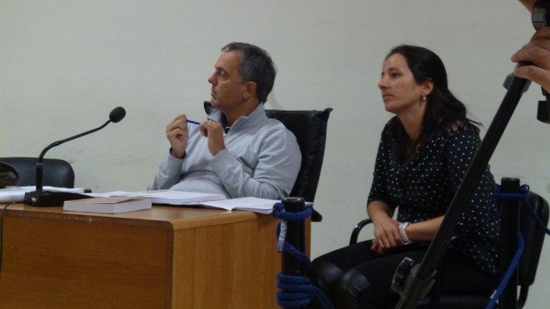 La querella y la fiscalía pidieron que se revoque la prisión domiciliaria para Kesen