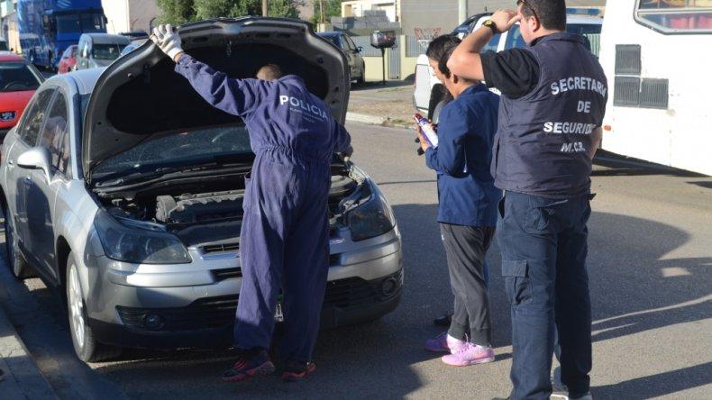 Clausuraron dos agencias de venta de autos