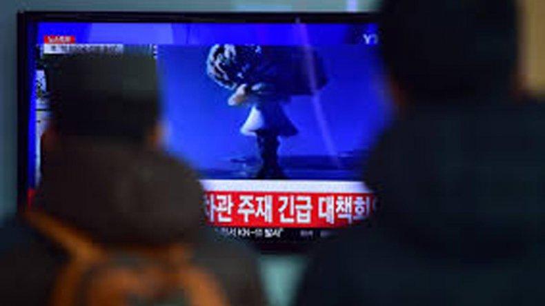 Corea del Norte conmueve al mundo con un nuevo test atómico.