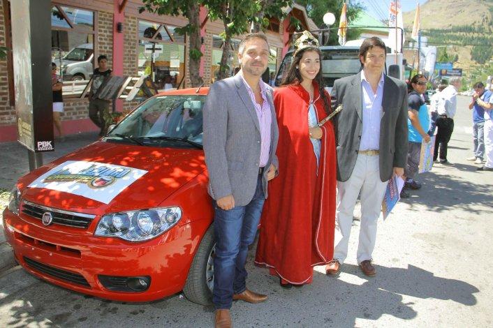 El Telebingo Chubutense ayer entregó un importante premio en Esquel.