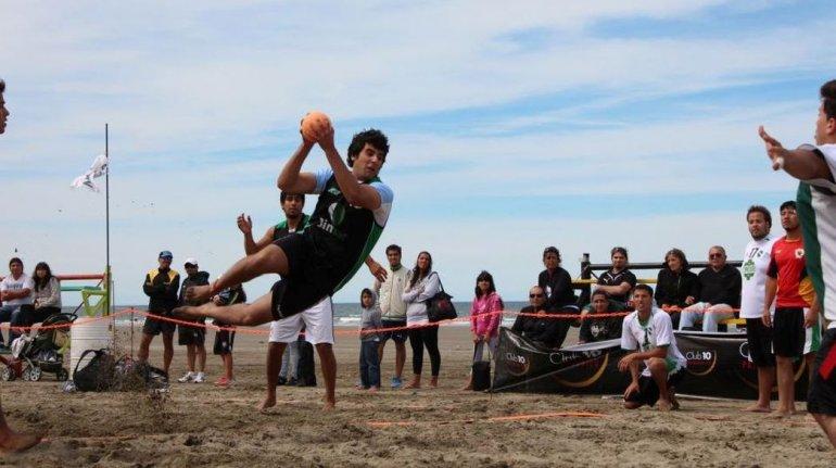 Se viene el Patagónico de Beach Handball