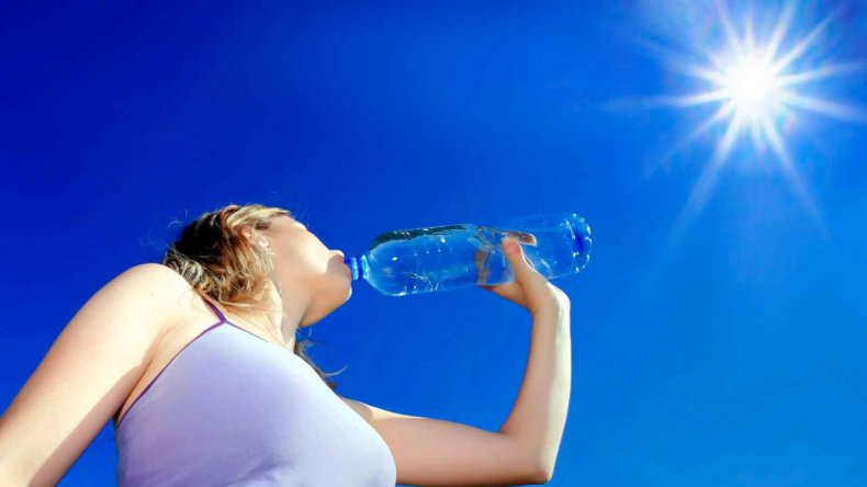 Recomendaciones para prevenir golpes de calor