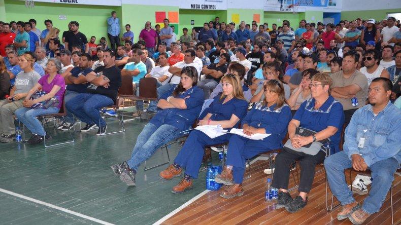La asamblea volvió a poner de manifiesto la preocupación que hay en el sector por su futuro.
