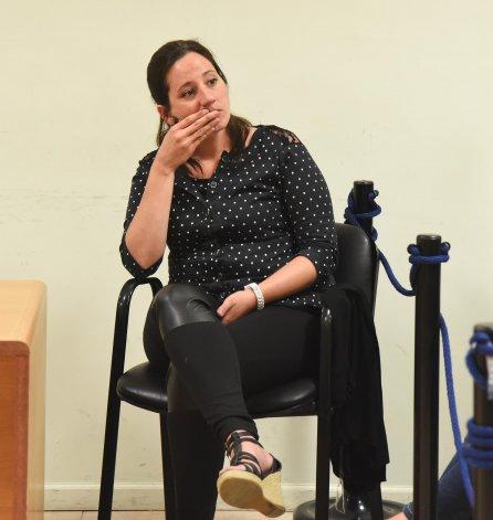 Con el voto de un tercer juez se obtuvo la mayoría y se confirmó el beneficio del arresto domiciliario para Nadia Kesen.
