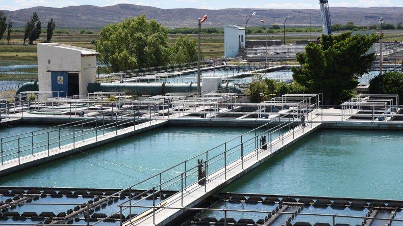 Corte de agua en zona sur y en el centro