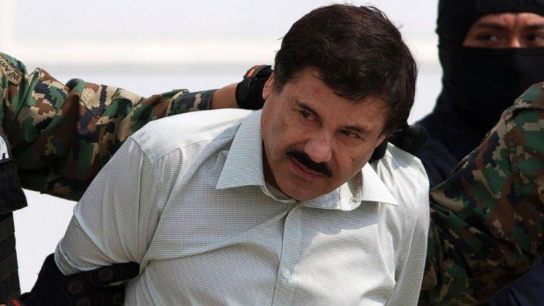 Detuvieron al Chapo Guzmán