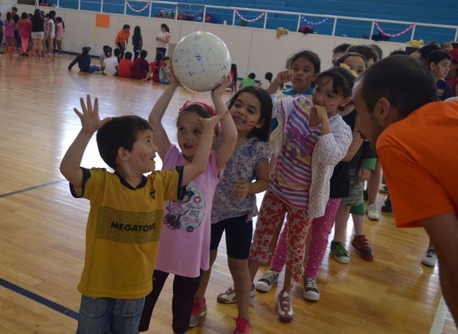 Las Colonias de Verano esperan a 5000 chicos