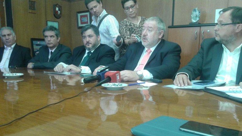 Julio Ramírez asumió ayer como nuevo presidente del Banco Chubut