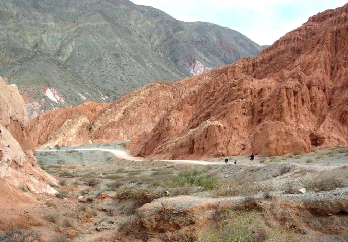 En lengua aimara purma significa desierto y marca ciudad