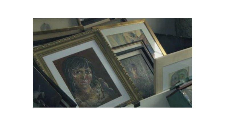 Incautan 230 cuadros falsificados valuados en U$S 7.000.000