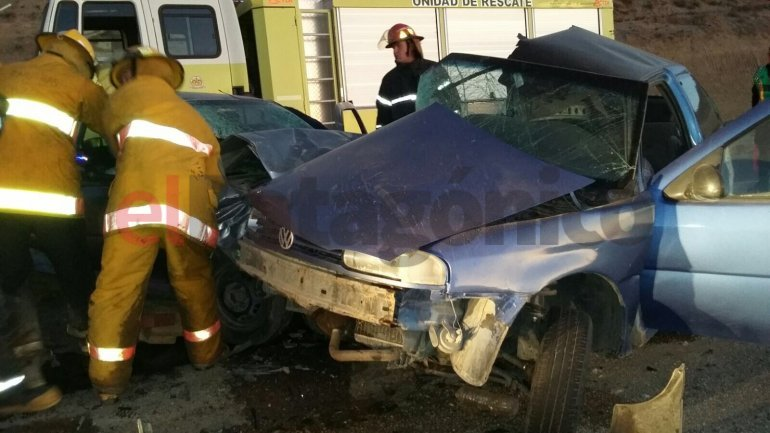 Accidente: fallecieron dos hermanos de Pico Truncado