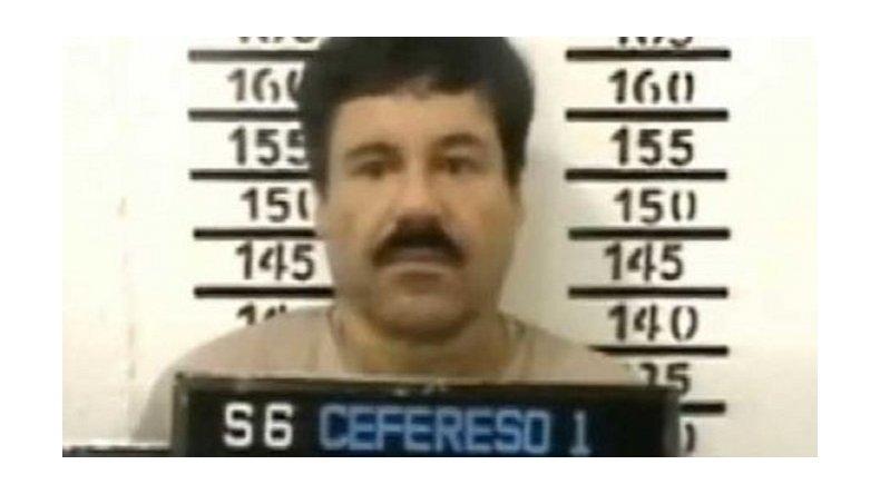 El Chapo Guzmán fue capturado al descubrirse que iba a rodar un film autobiográfico