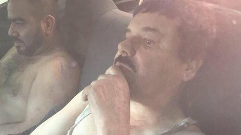 Estados Unidos presiona para extraditar al Chapo Guzmán.