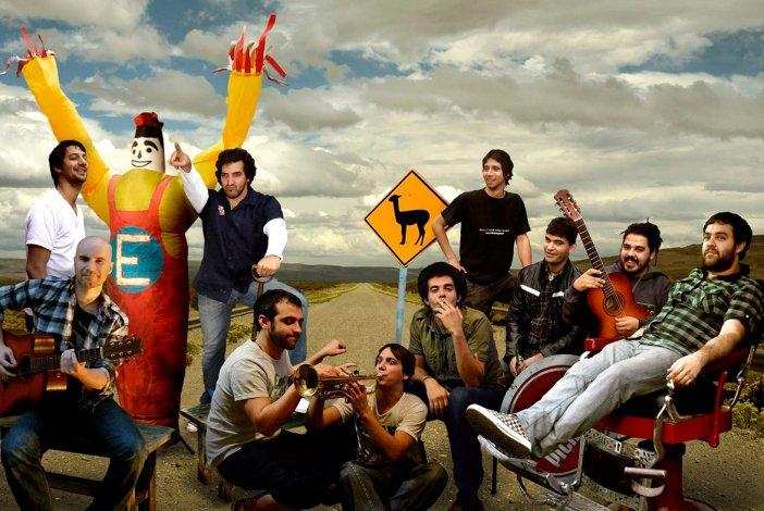 La banda Falsa Cubana