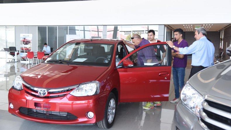 El interés por cambiar de auto existe y ello queda reflejado en las consultas que se reciben a diario.