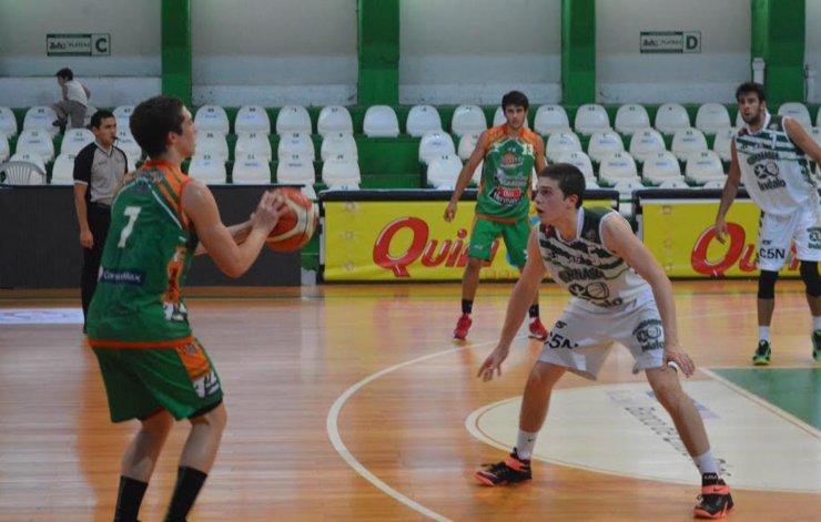 Gimnasia Indalo debutó con un triunfo en la Liga de Desarrollo.