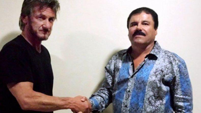 El gobierno mexicano quiere interrogar a Sean Penn por su encuentro con el Chapo