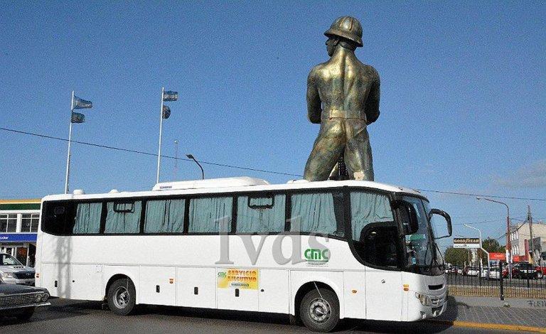 La empresa de transporte público de pasajeros CMC de Perito Moreno sería una de las interesadas en la licitación.