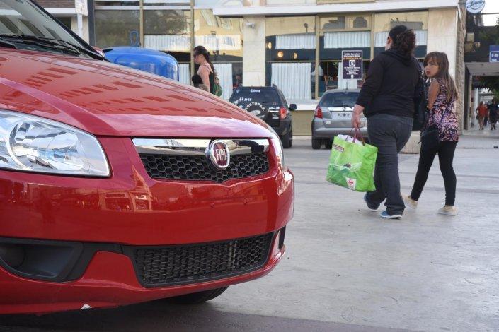 El año pasado cerró con 7.927 registros de nuevos automóviles en Comodoro