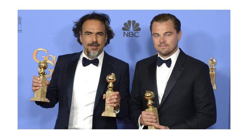 The Revenant, la gran ganadora de la noche en los Globos de Oro