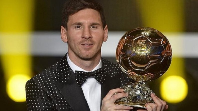 Prefiero un Mundial antes que cinco Balones de Oro