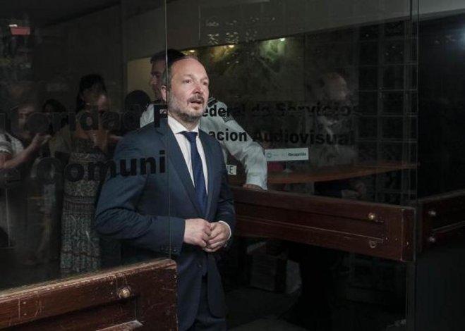 Martín Sabbatella deberá ser reincorporado como titular de AFSCA.