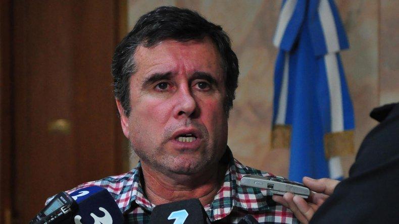 Fueyo dijo que Ñonquepán mandó a personal administrativo a cobrar entradas al autódromo de Trelew durante una carrera de TC en horario nocturno