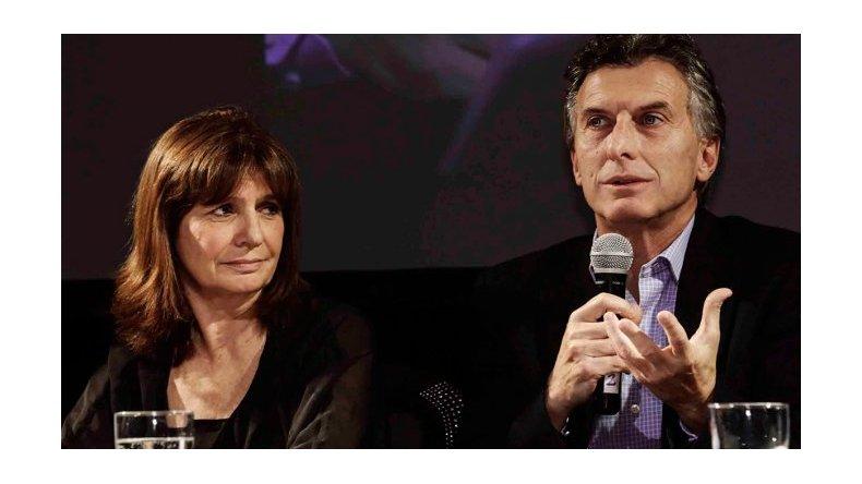 Bullrich le ofreció su renuncia a Macri