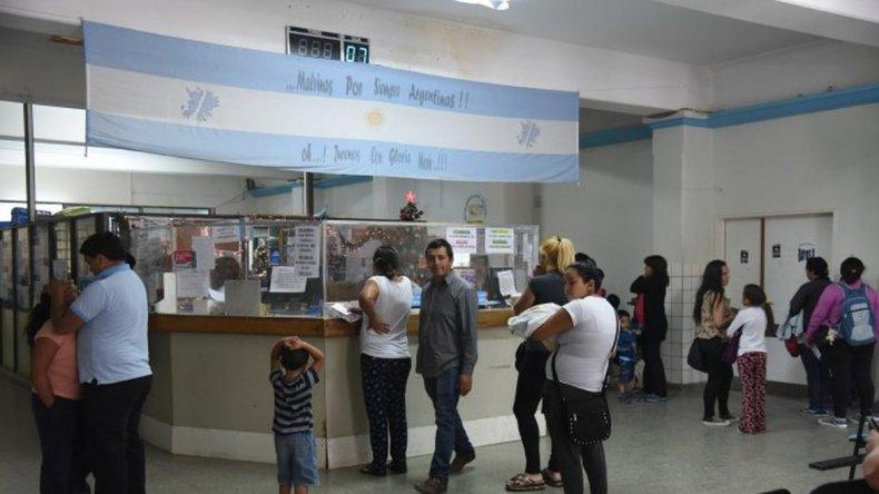 Vigiladores  no dejarán sin seguridad al Hospital Regional