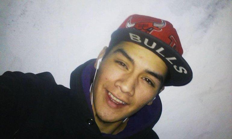 David Pescan tenía 22 años y había sido detenido la semana pasada por un presunto delito contra la propiedad.