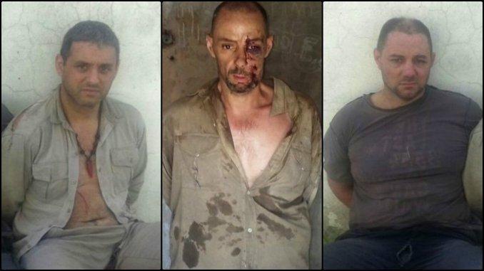 Indagarán a los tres recapturados por el ataque a los policías
