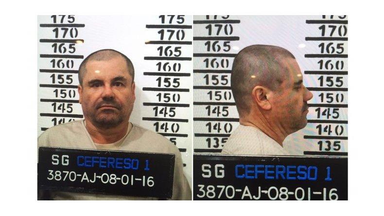 El Chapo Guzman fue cambiado ocho veces de celda en cuatro días