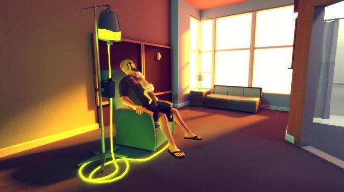 Su hijo murió de cáncer y él le hizo un videojuego para inmortalizarlo