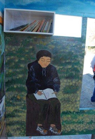 Las Bibliogaritas de Astra renovaron su material de lectura
