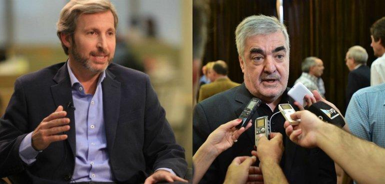 Das Neves trató con Frigerio la crisis petrolera: el ministro fue muy receptivo