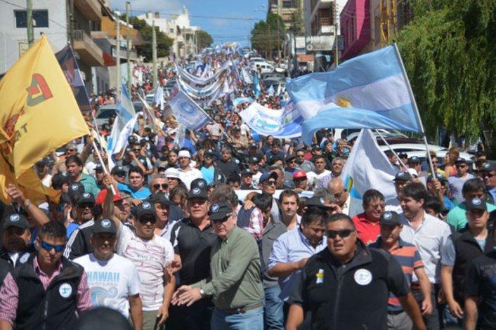 Petroleros se movilizarán mañana en Caleta