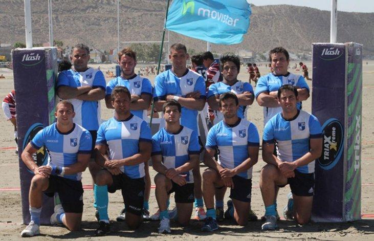 Este fin de semana se disputa el Seven de Rugby