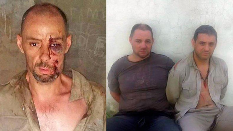 Los condenados por el triple crimen de General Rodríguez mantienen el silencio sobre su fuga.