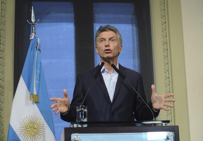 El Gobierno derogó la coparticipación dispuesta por Cristina.