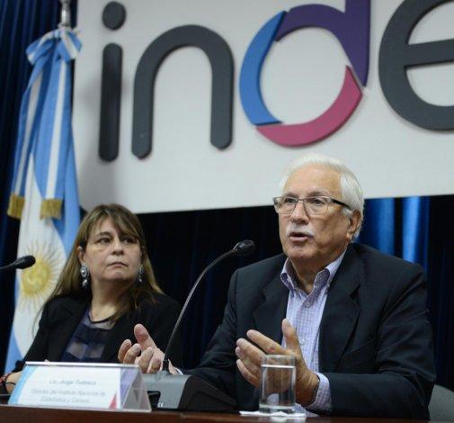 Internaron a Jorge Todesca, el director del INDEC
