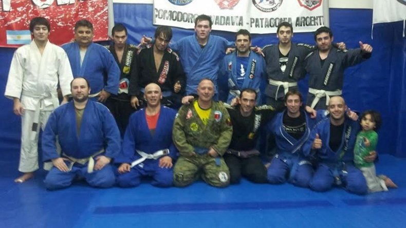 Con el impulso de Lutador Fight Club y el apoyo de Comodoro Deportes se realizará un seminario de Jiu Jitsu Brasileño.