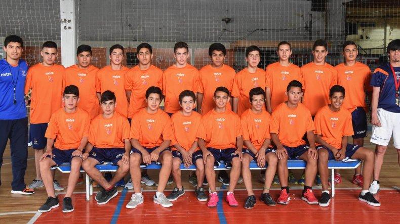 El plantel que participará en el Mundialito de Valdivia está compuesto por 18 jugadores