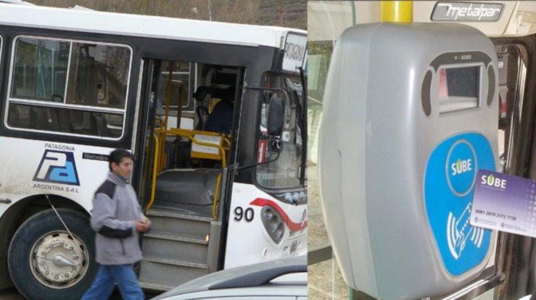 SUBE: habrá 4 terminales automáticas en Comodoro