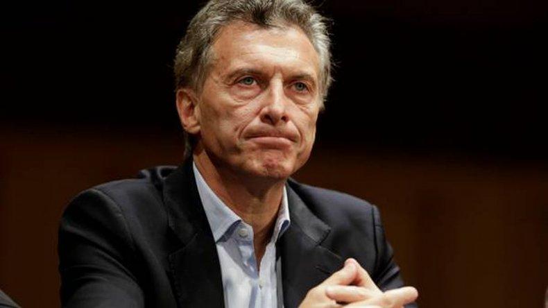 Macri suspendió agenda y está en duda viaje a Davos