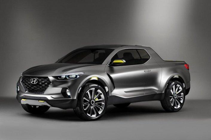 Hyundai confirmó la producción de su camioneta