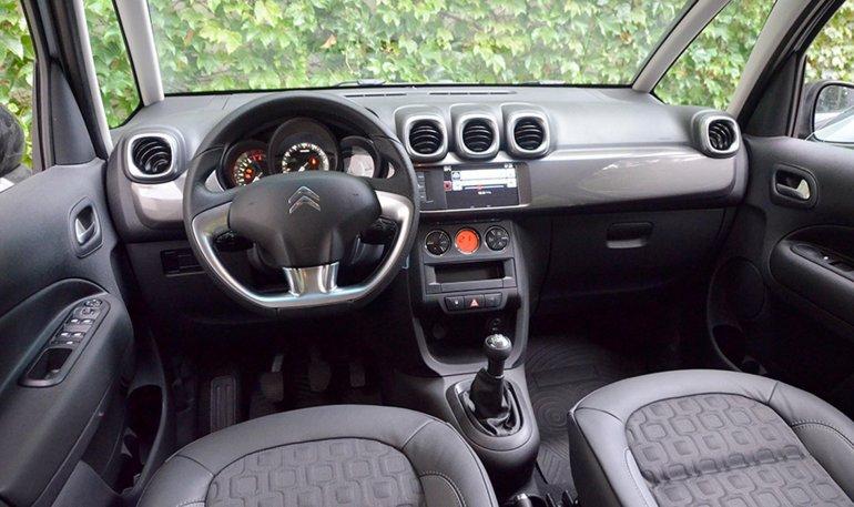 Contacto: Nuevo Citroën C3 Aircross 1.6 Shine